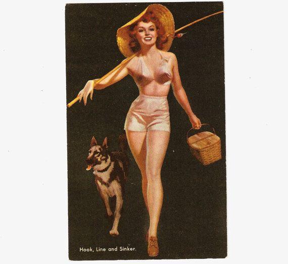 Vintage German Shepherd pic, I'd love to hang this in my bedroom!
