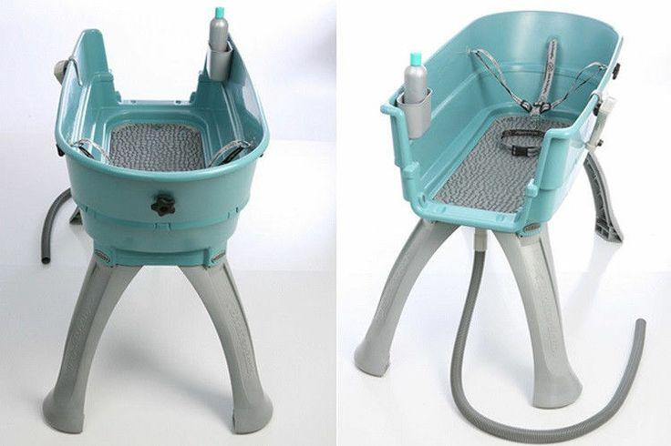 New Pet Dog Bath Grooming Wash Tub Indoor Outdoor Shampoo Bathing ...