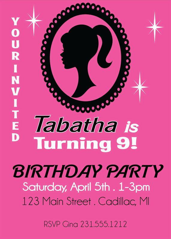 Kids Birthday Invitation with nice invitations layout