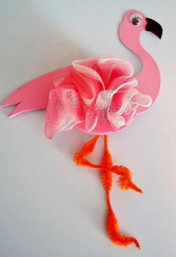 Is For FLAMINGO Craft Kit