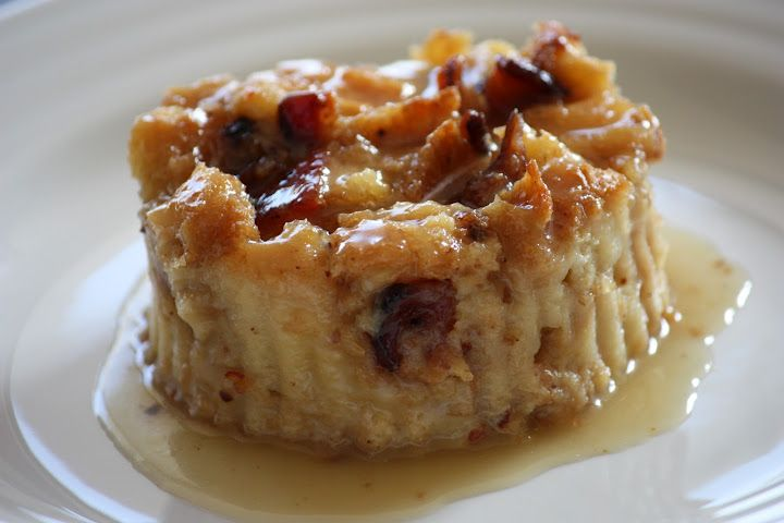 Bacon Bread Pudding with Salted Caramel Sauce http://baconfestchicago ...