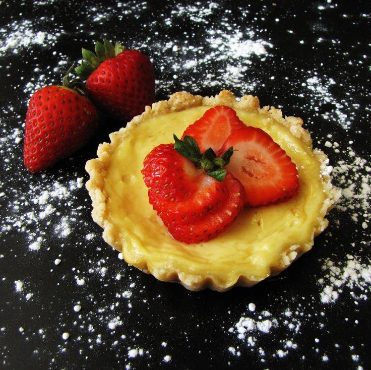 Lemon Yogurt Tartlets | Recipes to Try | Pinterest
