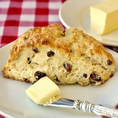 Lemon Raisin Scones - Rock Recipes -The Best Food & Photos from my St ...