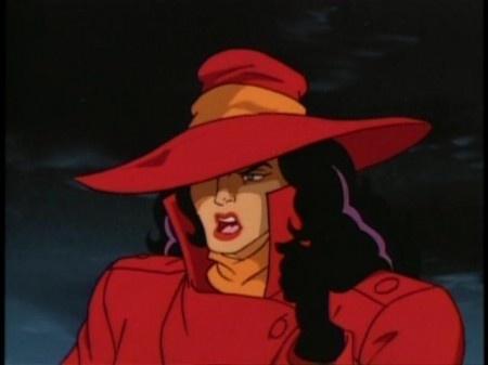 Carmen Sandiego   Holiday - DragonCon/Halloween   Pinterest