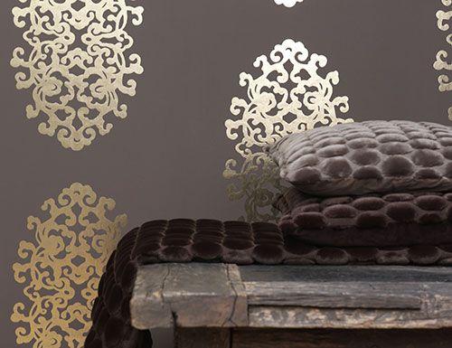 Pin by malori martinez on bedroom pinterest for Foil wallpaper uk