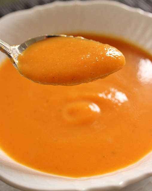 Carrot Soup with Orange and Tarragon - Featured in today's edition of ...