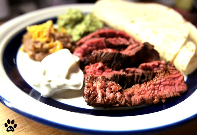 skirt steak chili rubbed skirt steak tacos recipes dishmaps chile ...
