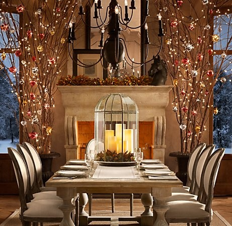 Obj ts restoration hardware restoration hardware for Home hardware christmas decorations