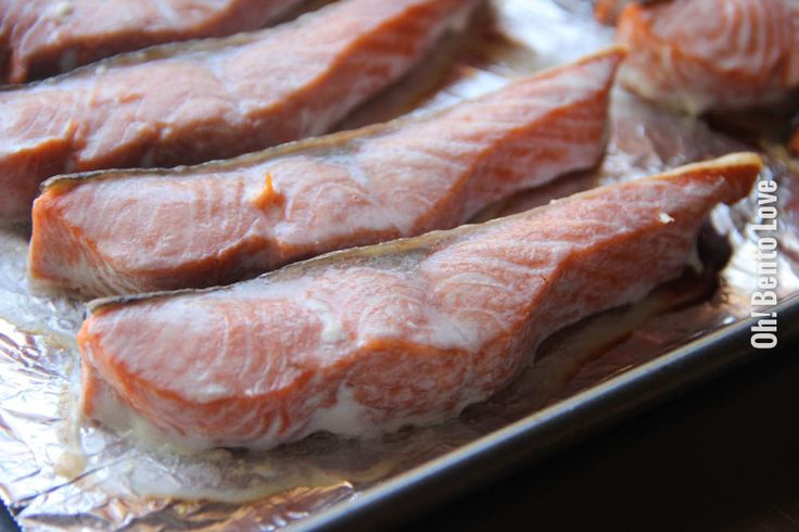 Salmon Shioyaki | Japanese food | Pinterest