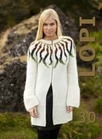 Alafoss lopi from Iceland - Wool sweaters, cardigans and