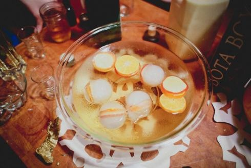 The Long Hello Punch | tales of cocktails. | Pinterest