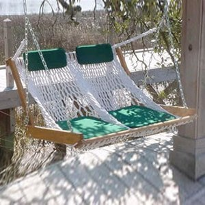 Awesome Hammock Porch Swing