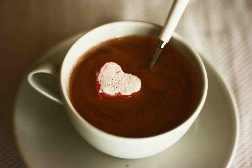 Homemade Strawberry Marshmallows ~ Valentine's Day