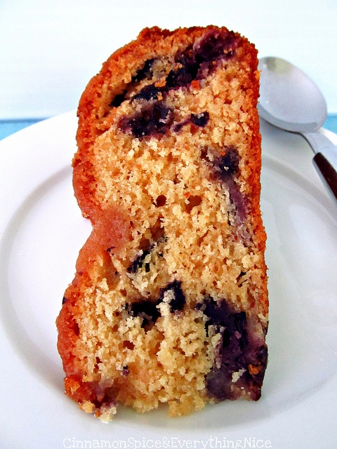 Blueberry Tea Cake | Cakes-Pies | Pinterest