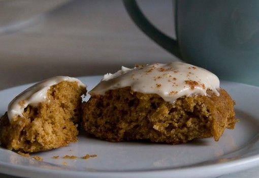 Sweet Harvest Pumpkin Tea Cake