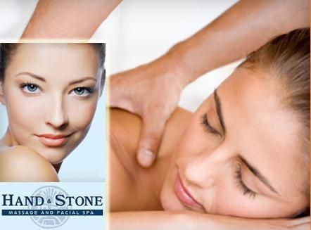 blackwood hand stone massage facial