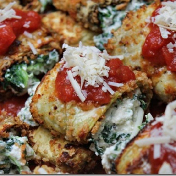 Eggplant Rollatini- the best meal ever invented!