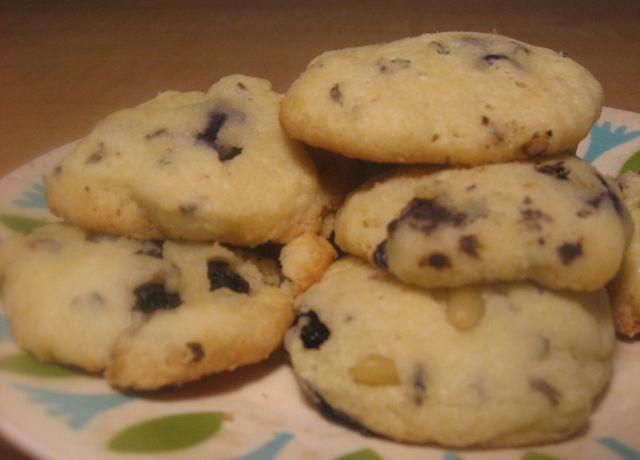 Lavender shortbread cookies | Yummm... | Pinterest