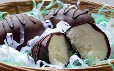 Cream Filled Eggs