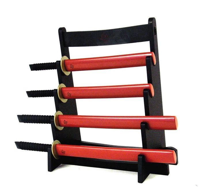 samurai kitchen knives set cool products pinterest