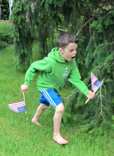 flag day kid activities