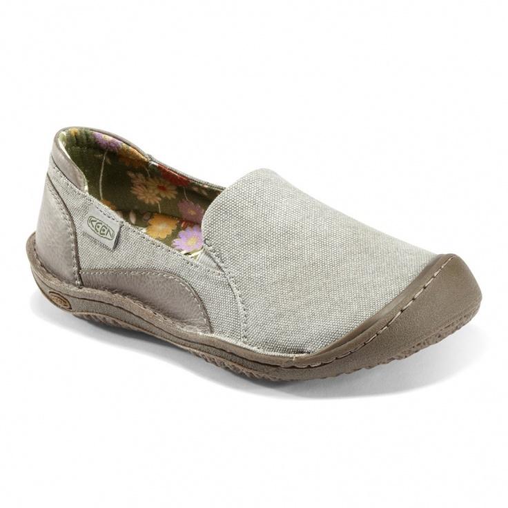 Keen Women's Summer Golden Slip-On Shoe $85...the most comfy shoe of