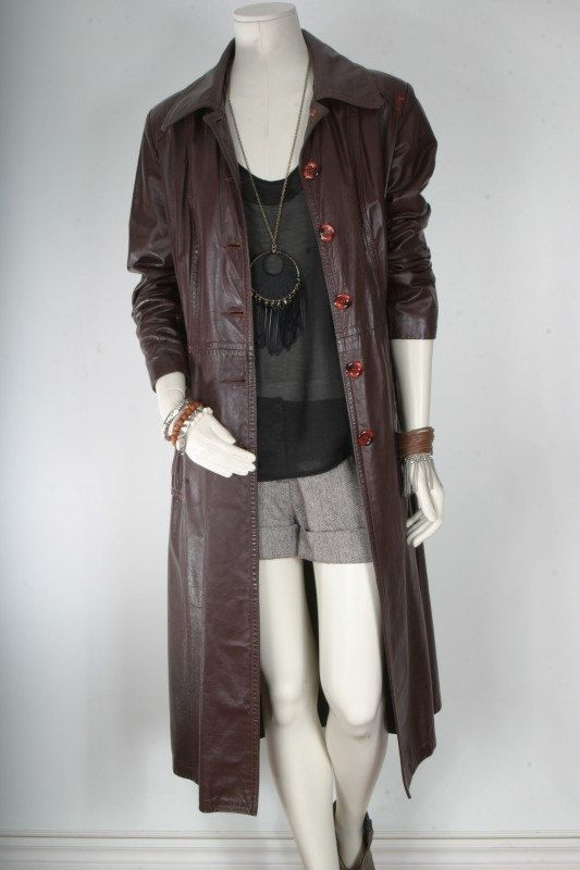 Women s Red Leather Jacket