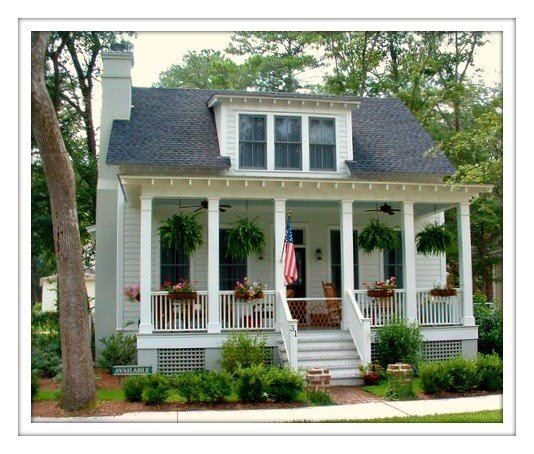 Southern cottage decorating joy studio design gallery for Southern cottage homes
