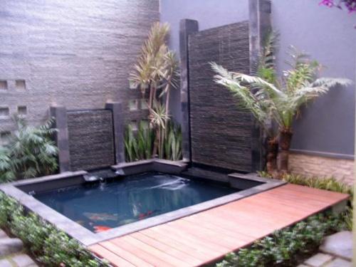 inspirasi kolam koi minimalis inspirasi rumah pinterest