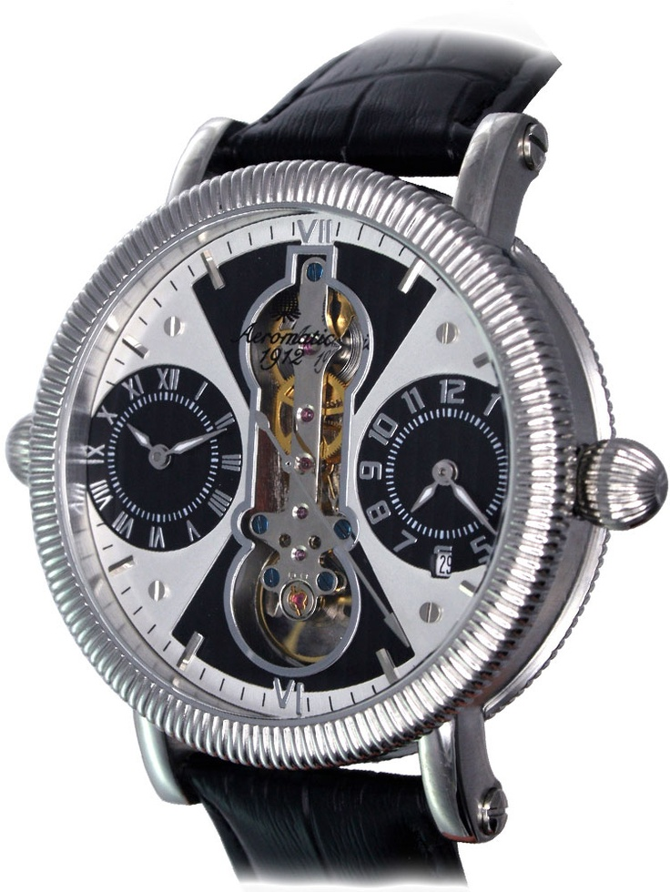 Aeromatic a1385 watch the coolest watches from watchismo for Watchismo