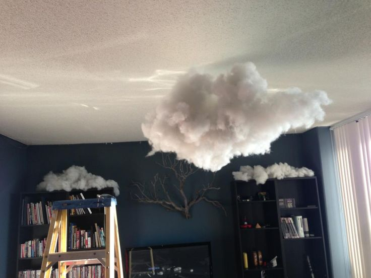 ceiling clouds interior pinterest