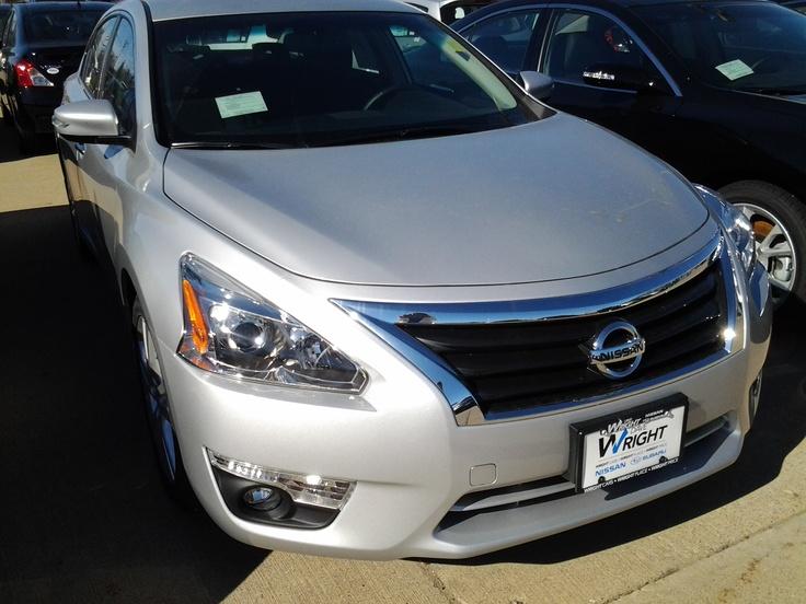 Dave Wright Nissan Subaru >> 2013 Nissan Altima 2.5 SV SL13049