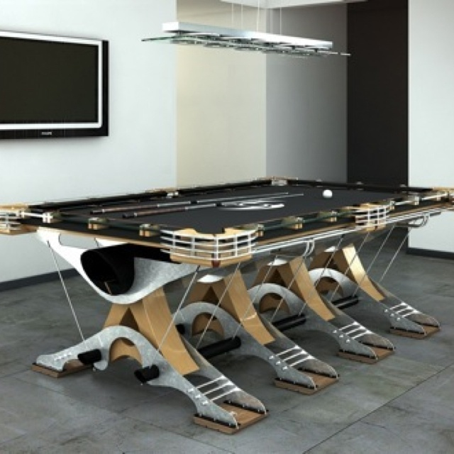 Custom Hurricane Billiard Table Billiards Pinterest