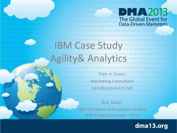 ibm smarter analytics case studies Ibm global center for smarter analytics fundamentals of business analytics case study ibm global center for smarter analytics.
