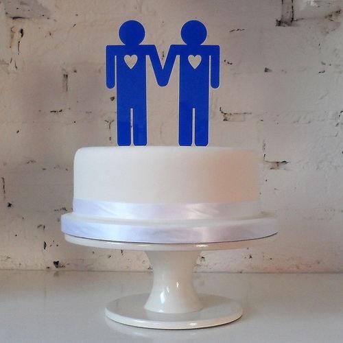 gay cake tops