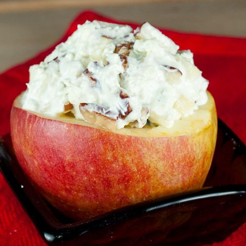 Apple, Blue Cheese and Walnut Dip | Things I've cooked/baked recently ...