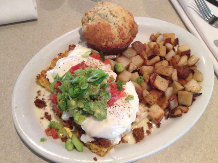 Kalamity Katie's Border Benedict Recipe — Dishmaps