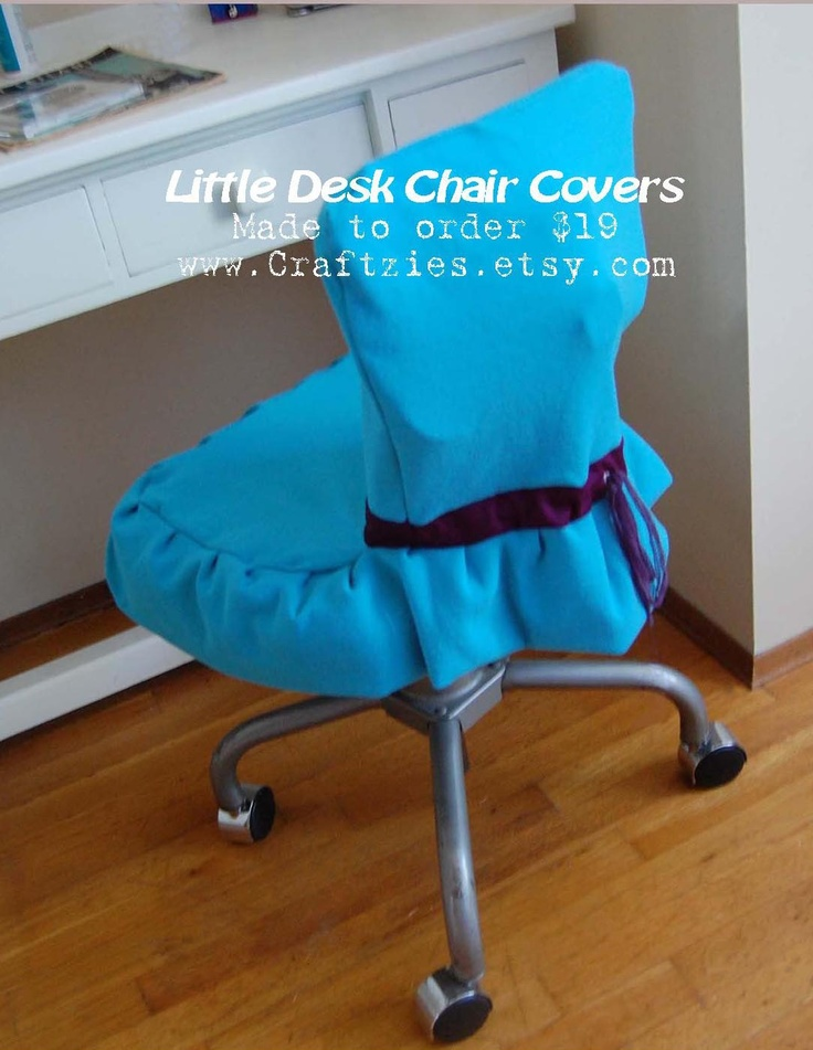 Th Little Desk Chair Cover Made To Order The Best Way To Appreciate