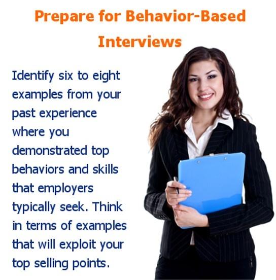 behavior based interview
