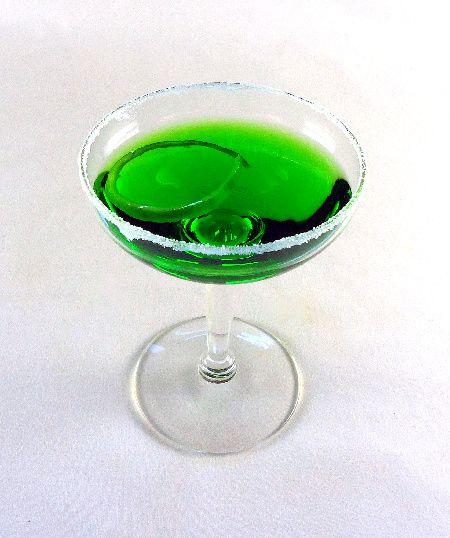 Green Apple Martini | Beverages | Pinterest