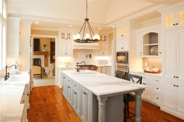 Kitchen Countertop Materials Pros And Cons : The Pros and Cons of Marble Countertops Small kitchen remodel Pin ...