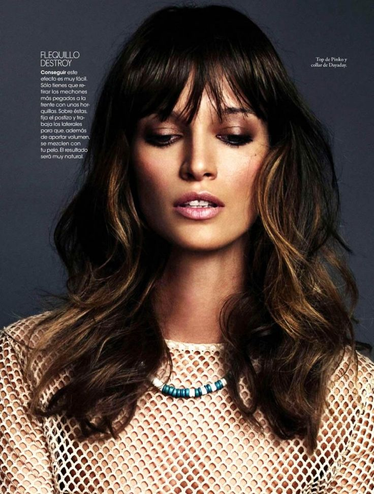 Jelena Kovacic by Xavi Gordo for Elle Spain February 2013