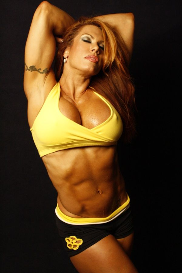 April Hunter | Fitness and Body Building | Pinterest