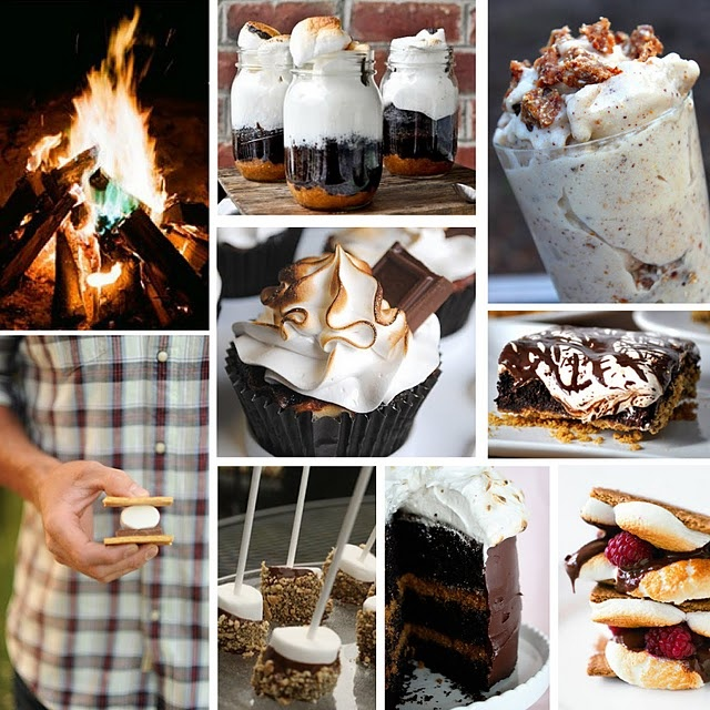 Mmm...these S'mores treats look amazing! Can't wait to try the S'...