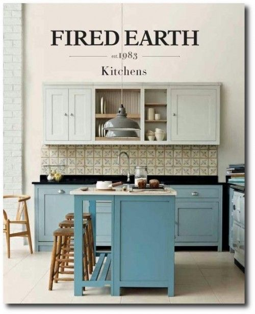 Kitchen Tiles Edinburgh: Fired Earth – Bastide Kitchen