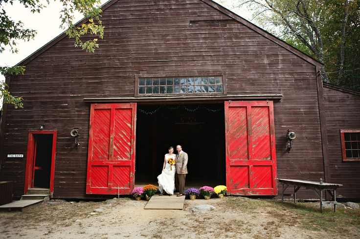 Barn Lake Wedding