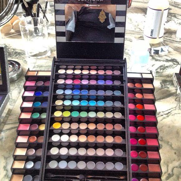 sephoras makeup box beauty pinterest