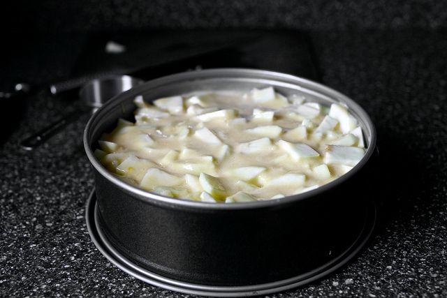 apple sharlotka | food ideas | Pinterest