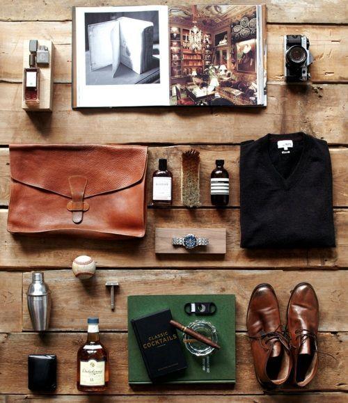 Gentleman Essentials Gifts Style Jakim Pinterest