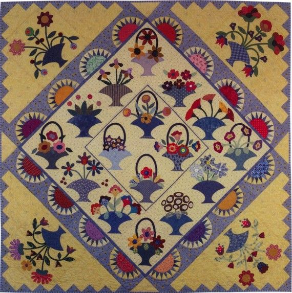 Spring has sprung quilt pattern by patchworkfun on etsy 24 00